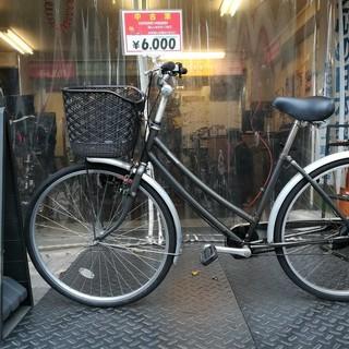 ☆整備済リサイクル自転車 26インチ ブリヂストン 内装3段変速♪