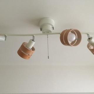 天井照明  LED電球付き