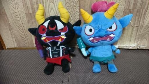 妖怪ウォッチ 黒鬼青鬼 ヨロズマート Natsu 福岡のおもちゃの
