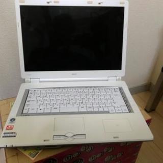 NECノートパソコンLL55KJ1K