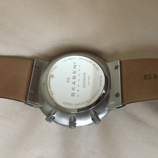 スカゲン腕時計