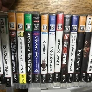 ps3ゲームソフトです 一点200円