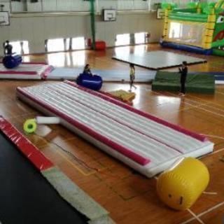 床体操メインの自主練習場! − 福岡県
