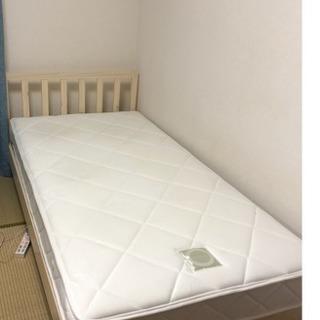 ナフコ ベッド