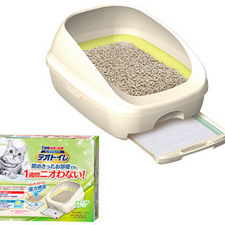 【猫】システムトイレ(デオトイレ)2点セット(一点でも可)