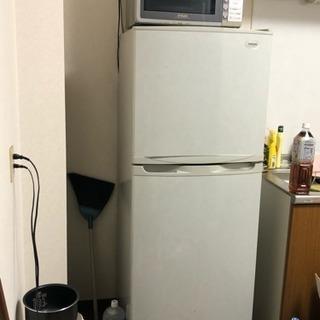 2004年?くらいの冷蔵庫です!