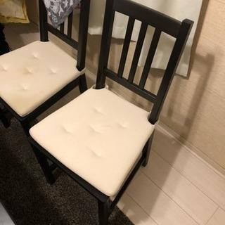 8/24までに取りに来られる方限定  椅子2脚