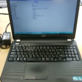 ノートPC3(社内利用PCを一斉に複数出品しています)