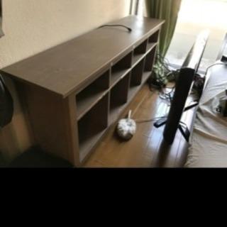 テレビ台にも使える棚