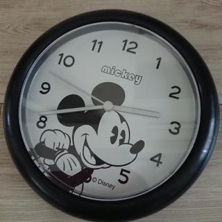 ミッキー 掛時計