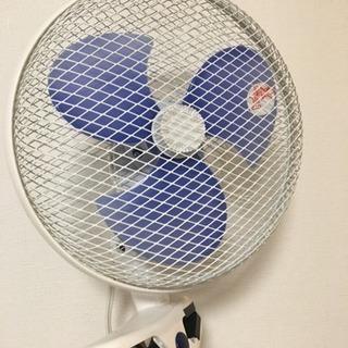 クリップ扇風機 山善 YCS-D233
