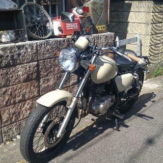 ST250 カスタムバイク☆ 好調!