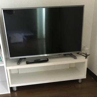 ハイセンス32型 テレビ台付き