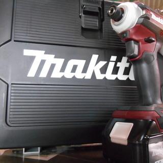 【値下げしました】マキタ 充電式インパクトドライバ TD171DRGX