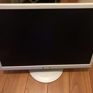 NECパソコンモニター 22型ワイド完動品