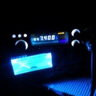LED 430KENWOOD無線機