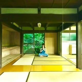 五感ヨガ+瞑想イベント/ 滋賀県 奥永源寺にて