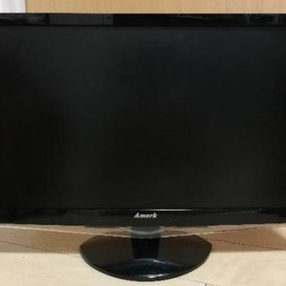 液晶PCモニタ 21.5インチ