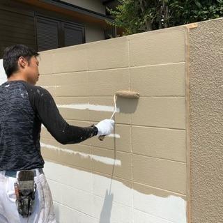 外壁塗装、職人、見習募集してます!