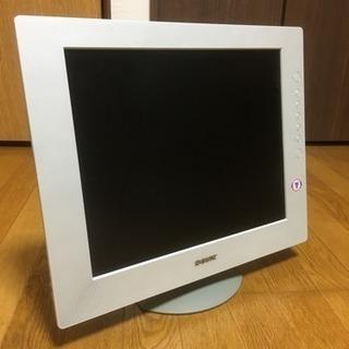 パソコン モニター 17インチ ソニー sdm-x72