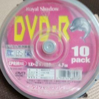 DVD-Rデジタル放送録画用6枚セット
