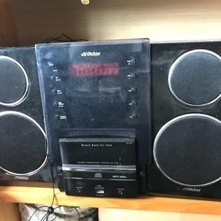 ラジオAM、fm CDプレイヤー