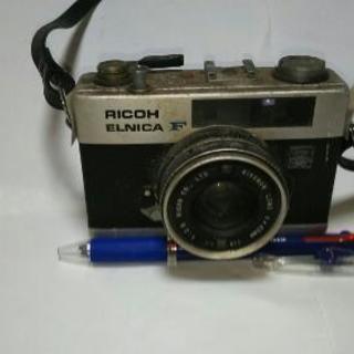 昭和レトロ、RICOHカメラ