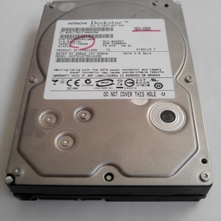 3.5インチHDD 750GB SATA