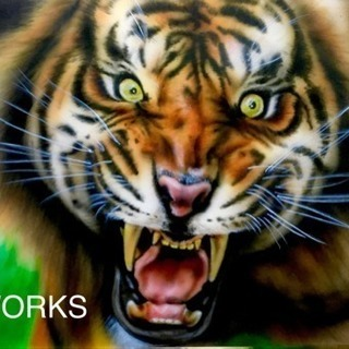 エアブラシアートスクール D-WORKS