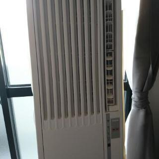 窓用エアコン 中古