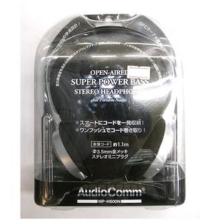 札幌 新品!【ステレオヘッドホン】オーム電機 HP-H500N ...