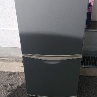 2ドア冷蔵庫 ナショナルNRーB12JA