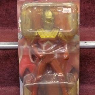 札幌 ウルトラセブン フィギュア ソフビ人形 バンプレスト 熱血...
