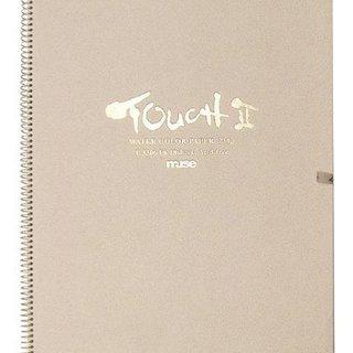 F6以上の厚口水彩紙のスケッチブック