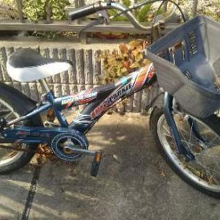 キッズ自転車❗️ジャンク品🎵