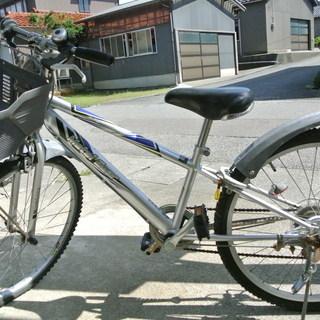 男児ジュニア自転車