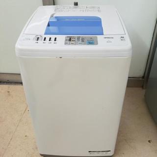 【7キロ】日立全自動洗濯機 11年