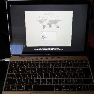 MacBook 2017年12月購入