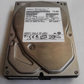 3.5インチHDD 500GB SATA