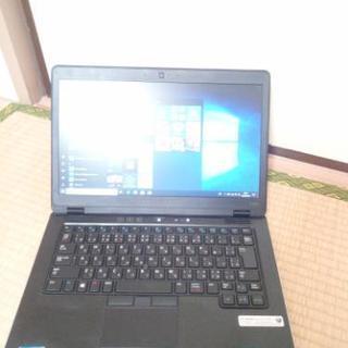 【高性能 core i7搭載】 薄型 Ultrabook DEL...