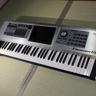 【中古】FantomG6 61鍵シンセサイザー ローランド