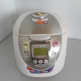 IH炊飯器(タイガー JIV-V100)