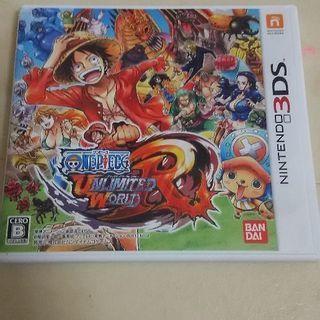 ワンピース 3DS