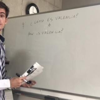 スペイン語講座 初心者から上級者まで 予約制ネイティブ講師 1コマ50分 - 大阪市