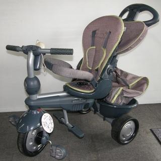 スマートトライク エクスプローラー タッチステアリング/三輪車/かじとり/Smart Trike Explorerの画像