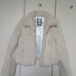 【Mサイズ】ラビットファージャケット