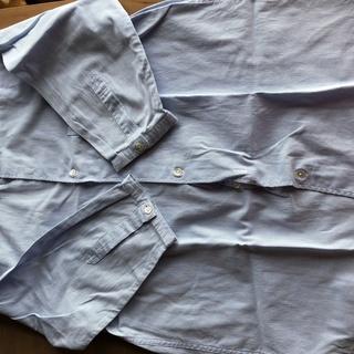 ビームス 5分袖シャツ