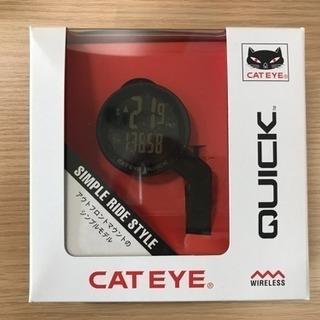 CATEYE キャットアイ CC-RS100W QUICK サイコ...