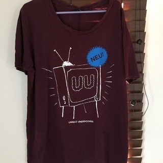 アンダーカバー ユニクロ コラボ Tシャツ