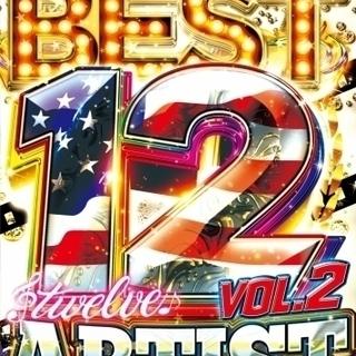 音楽DVD BEST TUELVE ARTIST